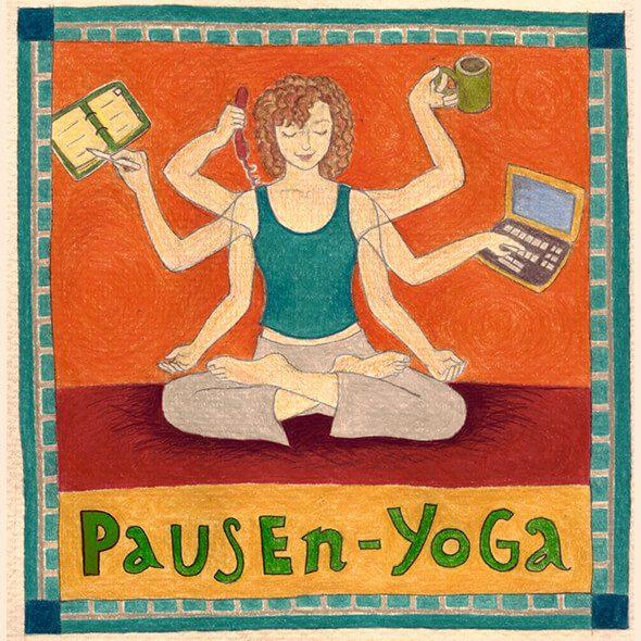 Hatha-Yoga-Pause Köln-Ehrenfeld